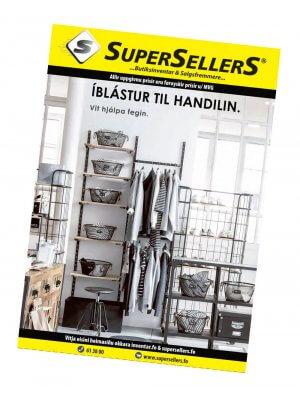 SuperSellerS Brochure, Færøerne
